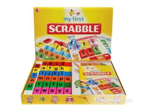 Mattel Scrabble phương pháp học tiếng anh tốt cho trẻ