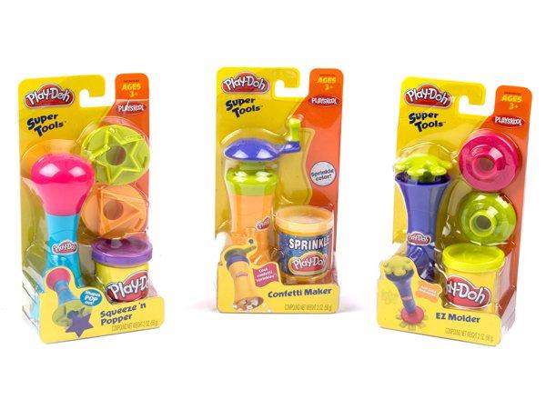 Hình ảnh minh họa cho bộ đồ chơi đất nặn Play-Doh 22825 - Bộ dụng cụ thần kỳ