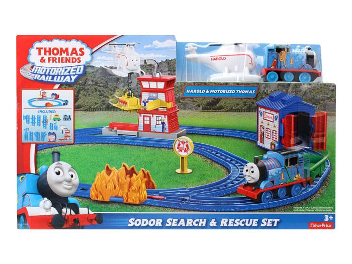 Bộ đường ray Thomas Tìm kiếm và cứu hộ