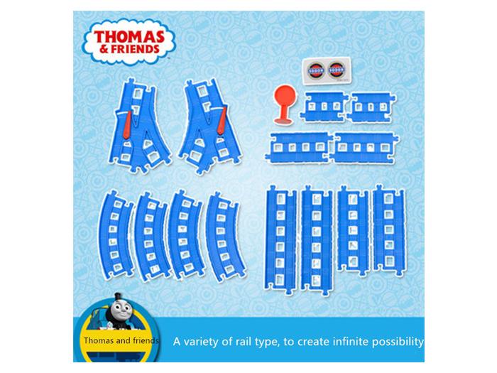 Bộ phụ kiện đường ray Thomas & Friends hoàn chỉnh