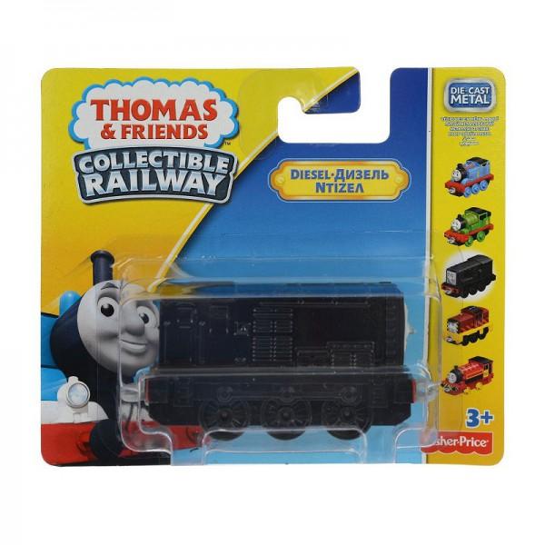 Bộ sưu tập tàu lửa Thomas - Diesel