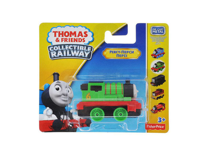 Bộ sưu tập tàu lửa Thomas - Percy