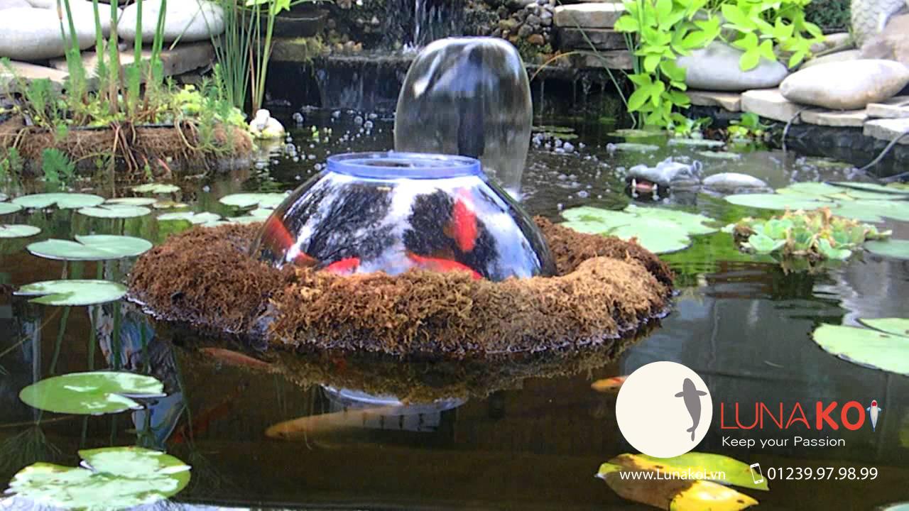 Floating Glass Balls For Ponds Uk