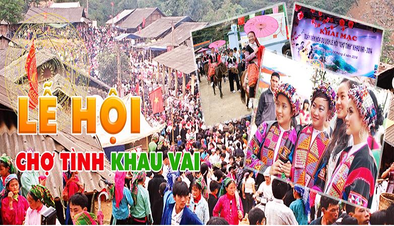 Kết quả hình ảnh cho Chợ tình Khau Vai: