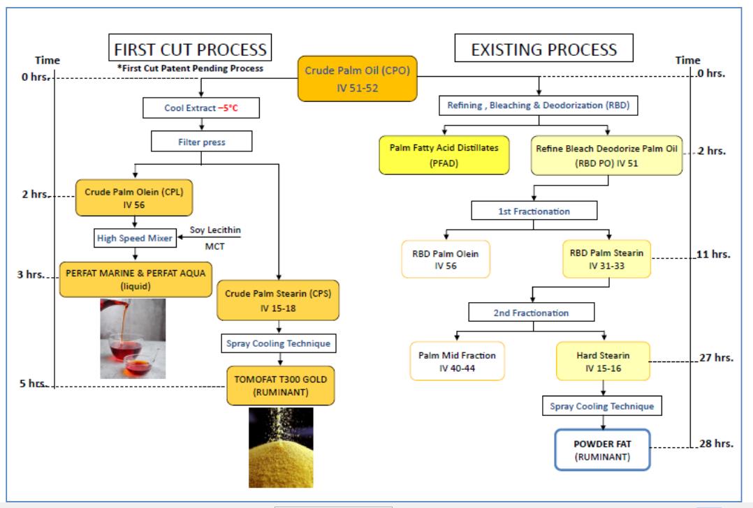 Công nghệ First Cut