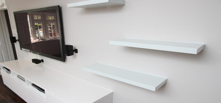 Vinahardware - concealed shelf bracket