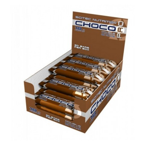Protein Bar Scitec Nutrition Choco PRO, 20 Bars