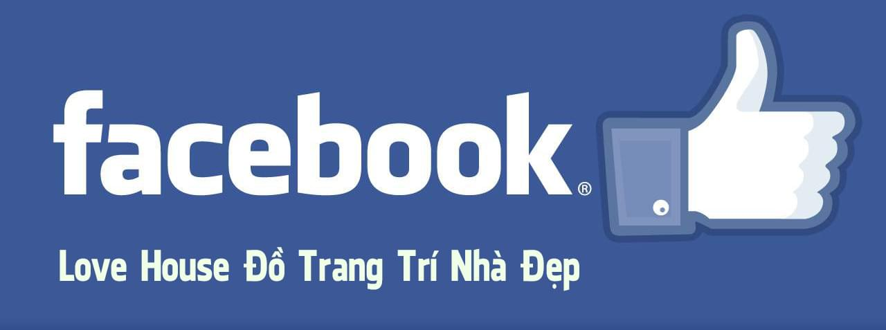 Page facebook đồ trang trí nhà