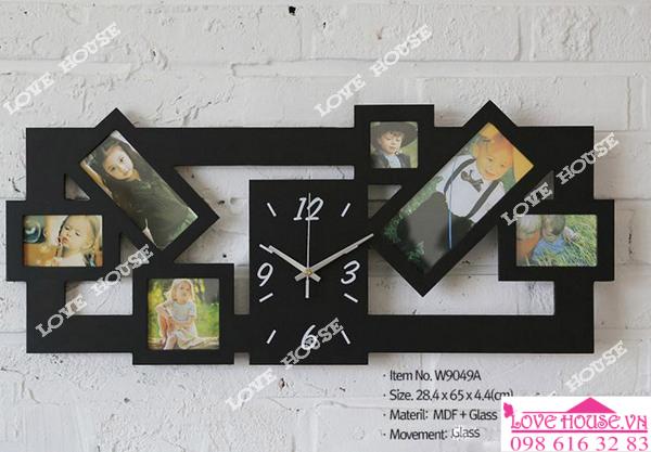 Những kiểu đồng hồ treo tường độc và lạ