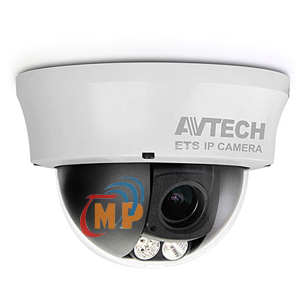 Camera Avtech Dome Ip AVM332P