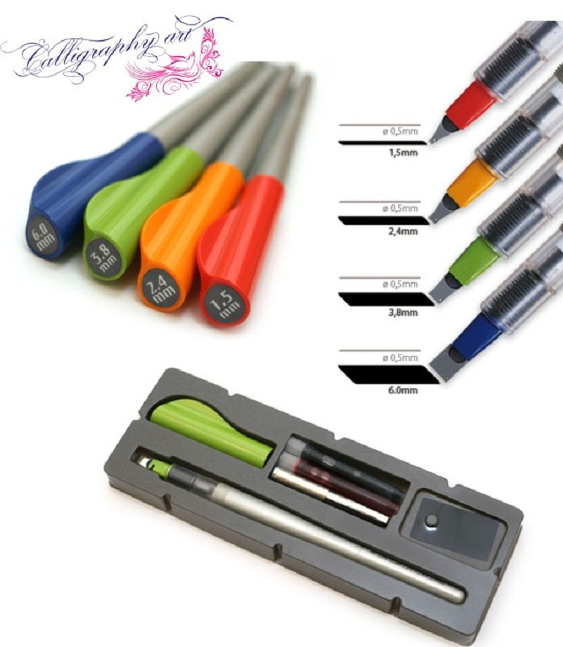 Pilot Parallel Calligraphy Pen Nib Calligraphyart