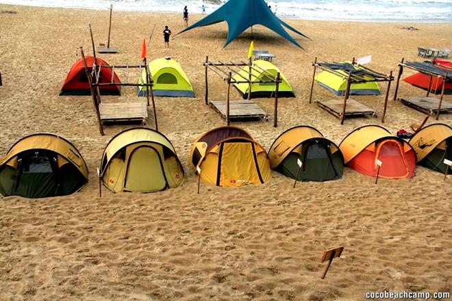 Lagi: Thiên đường biển mới của Bình Thuận
