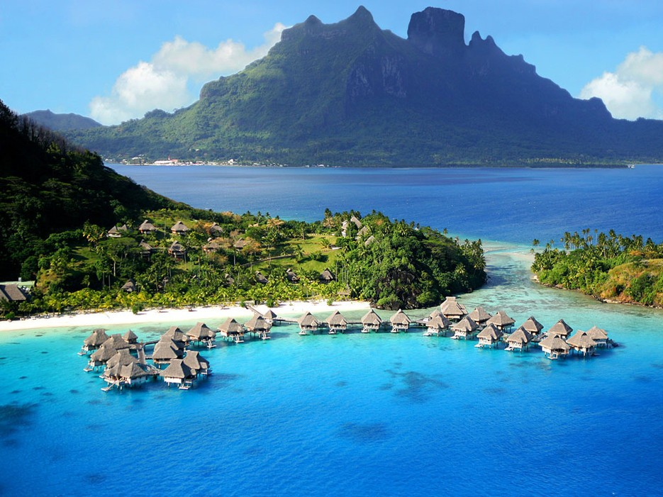 Hilton Bora Bora Nui Resort & Spa, French Polynesia-thichdulich.com.vn