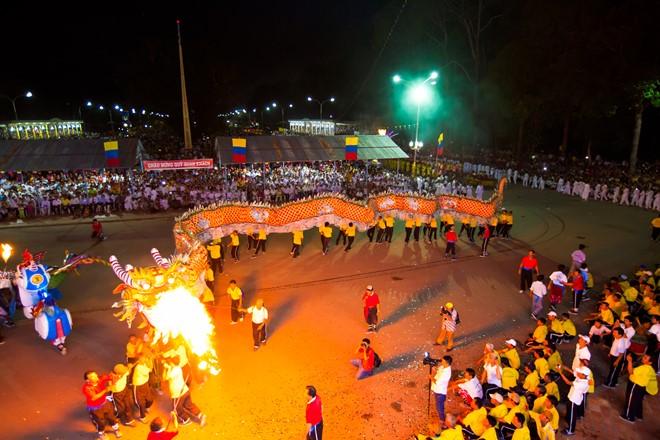 Tây Ninh rằm tháng 8