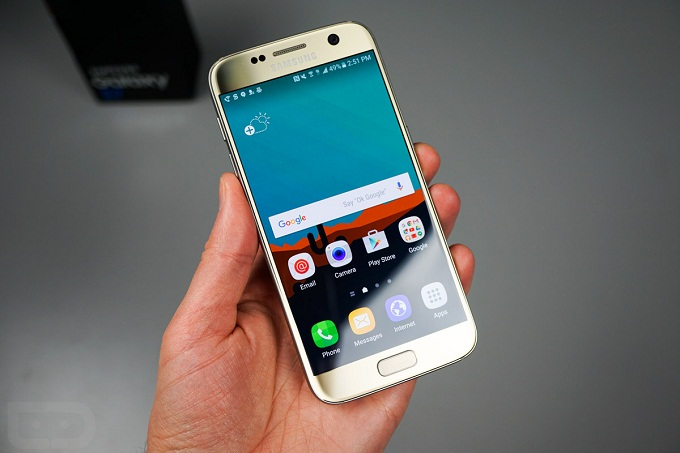 Samsung S7 đài loan bước đột phá hoàn hảo