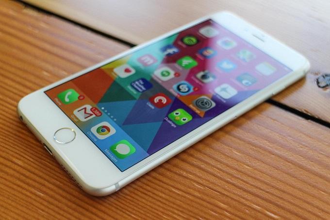 iphone 6s plus xách tay hút khách