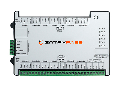 N5100 EntryPass Active Networks