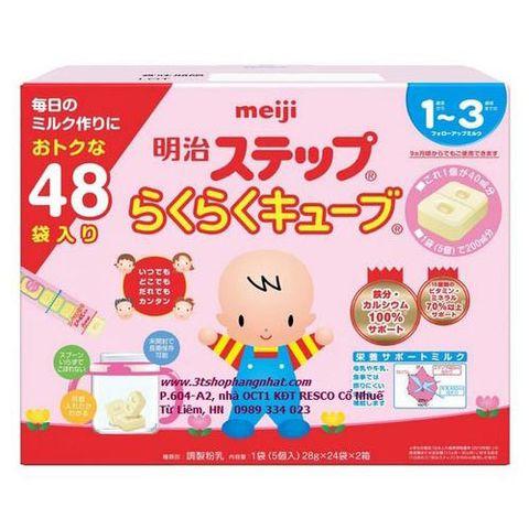 www.kenhraovat.com: Sữa Meiji 1-3 quà tặng cho bé yêu ngon hơn