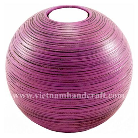 handmade lacquer bamboo tea light candle cups and candle holders and candle bowls products