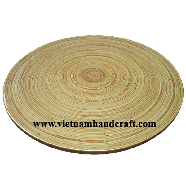 handmade spun bamboo place mats and table mats and coaster sets products