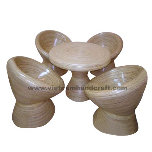 vietnamese lacquer bamboo home decorative accessories