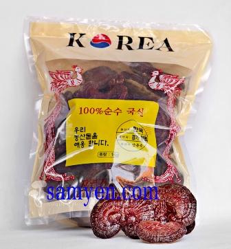 Thực Phẩm Chức Năng : Nấm Linh Chi Núi Hàn Quốc