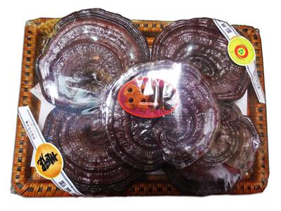 Thực Phẩm Chức Năng : Nấm Linh Chi Đỏ Hàn Quốc 5 tai/1kgs