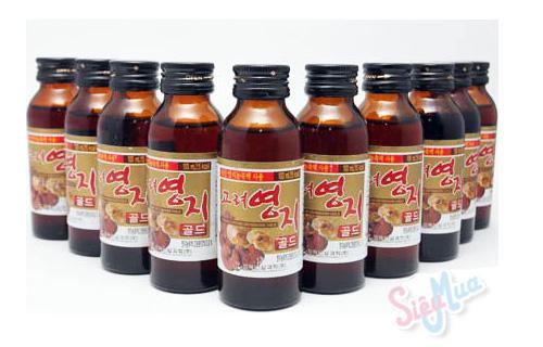 Thực Phẩm Chức Năng : Nước Uống Linh Chi Hàn Quốc Bio