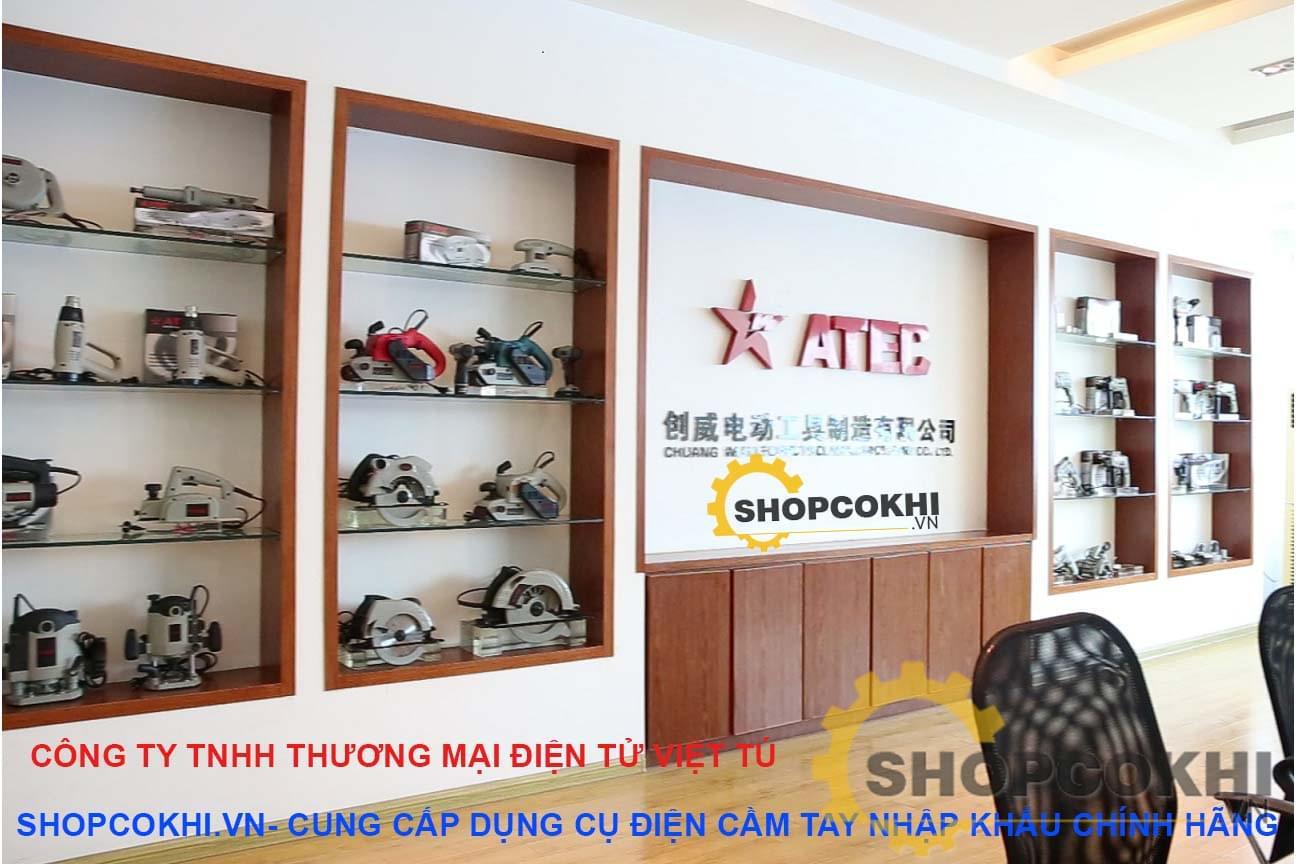 Phòng trung bày sản phẩm ATEC