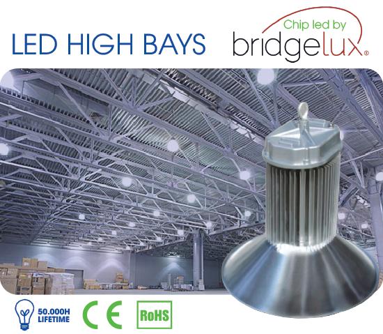 Đèn nhà xưởng chip bridgelux