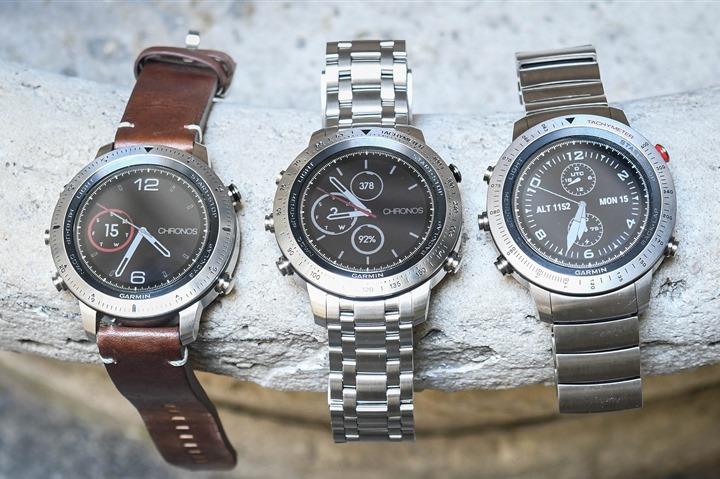 có ba phiên bản đồng hồfenix Chronos tại techwear.vn