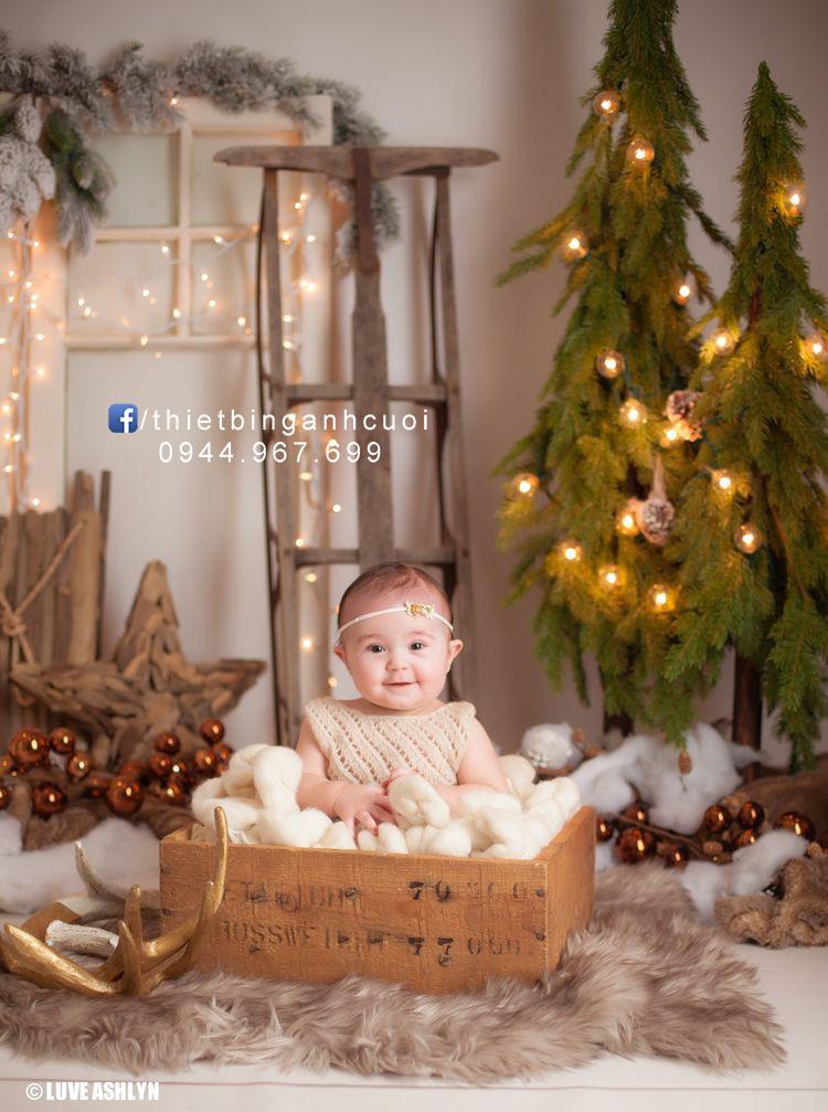 Baby Boy Christmas Vest