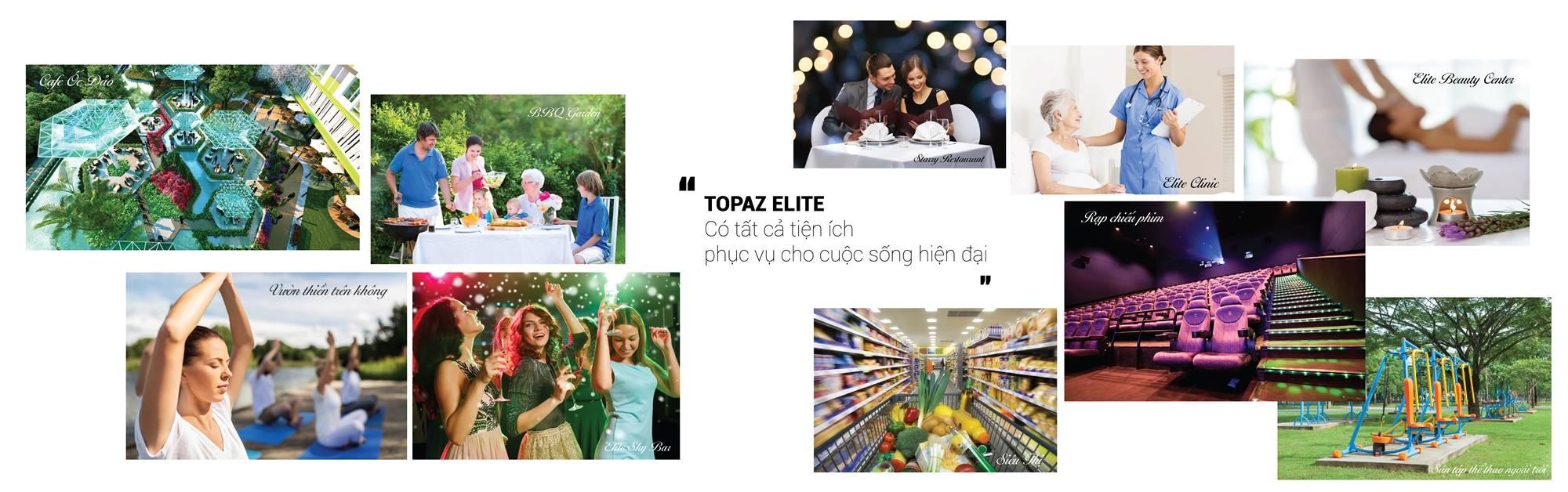 dịch vụ cộng đồng căn hộ topaz elite quận 8