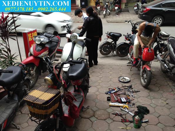 Cua Hang Xe May Dien Chinh Hang Cac Loai Nijia Vespa Giant m133s ZoomerGia ReCo Ban Tra Gop