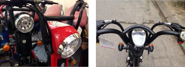 Xe đạp điện Giant m133s Plus 2016 đèn Milan giá rẻ có bán trả góp