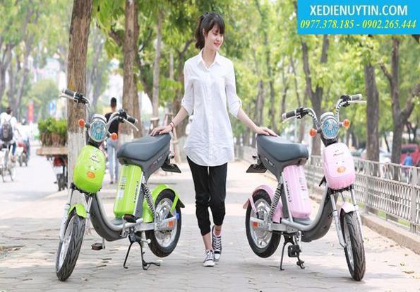 Giới thiệu xe đạp điện Nijia S nhập khẩu chính hãng 2016