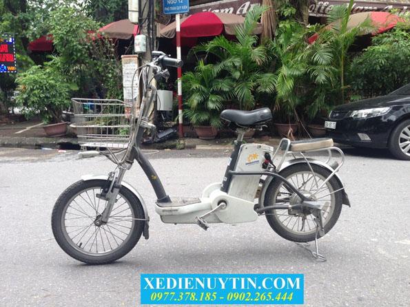 Mua ban xe dap dien cu moi gia tot bao hanh dai lau Nijia Giant Zoomer Vespaco ban tra gop re - 2