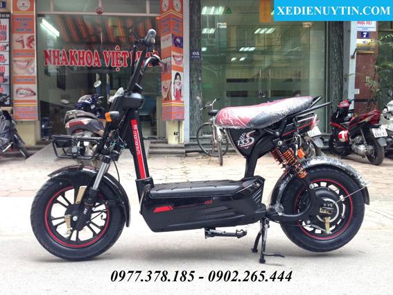 Xe đạp điện Giant m133s mầu đen
