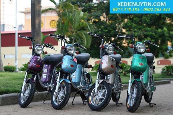 Xe đạp điện Nijia Dibao nhập khẩu chính hãng 2016