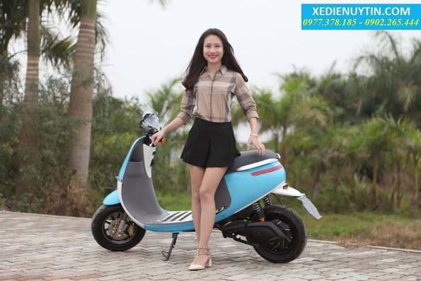 Xe máy điện Gogoro Zip chính hãng Suzika 2016 giá rẻ nhất Hà Nội
