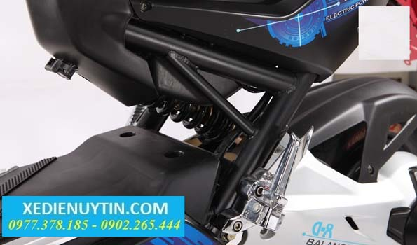 Xe máy điện Xman Yadea 5 chính hãng 2016