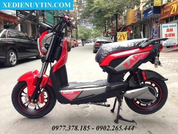 Xe máy điện Zoomer X5, Giant m133s, Xmen, Vespa giá rẻ nhất HN, có bán trả góp