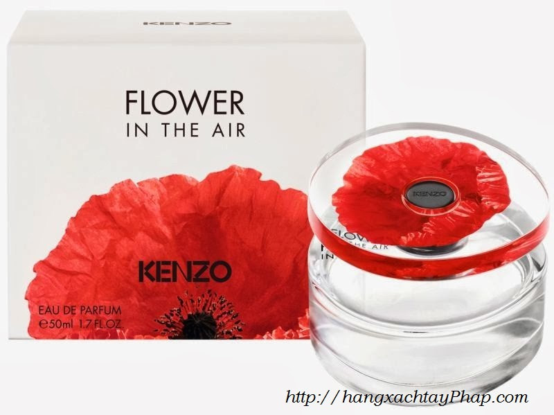 Nước hoa nữ Kenzo Flower in Air   Hà Pháp Boutique
