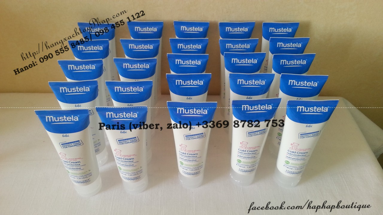 boutique mustela
