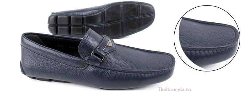 Bí quyết thành công trong giao tiếp từ cách chọn giày lười nam