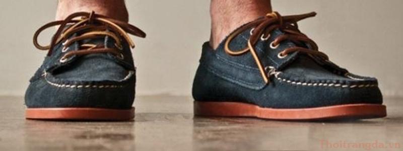 Bảo quản giày da nam đúng cách