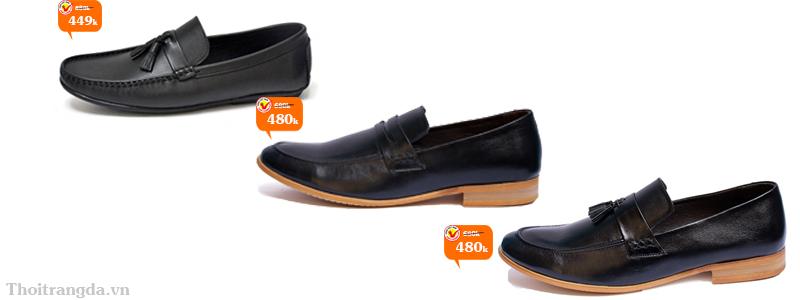 Giày mọi nam giá rẻ