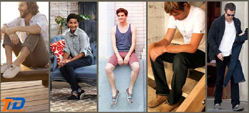 Sự kết hợp hoàn hảo trong cách phối đồ với giày lười nam