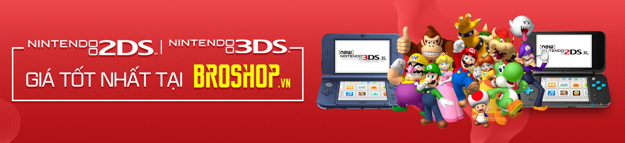 Nintendo 3DS 2DS Cũ