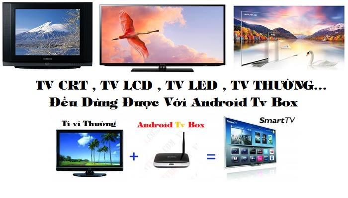 Tại Quảng Trị Mua Android TV Box ở đâu uy tín và hậu mãi tốt ?